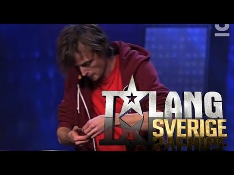 Jonas von Essen   Talang Sverige