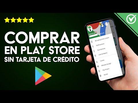 Cómo Comprar Juegos o Apps Sin Tarjeta de Crédito en Play Store - Con Saldo de Google Play