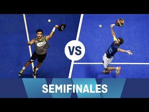 Resumen Paquito/Lima VS Juan Martín/Lebrón Semifinales Estrella Levante Murcia Open