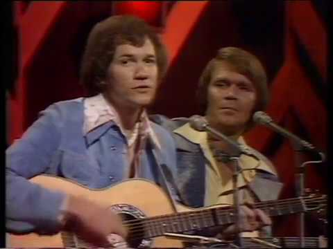 Glen Campbell & David Gates - Glen Campbell Live In London (1975) - Medley
