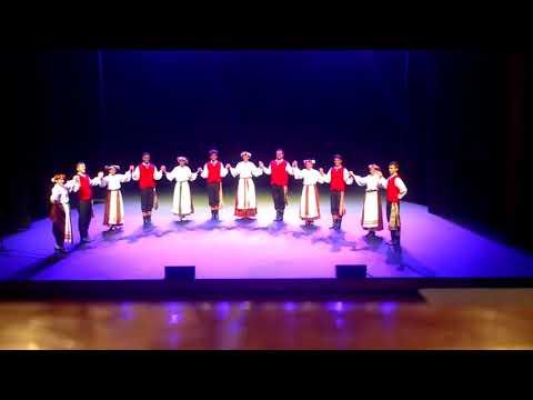 Ballet Lituano Nemunas - Nemuno ansamblis - IV Festival de Danzas - Mar del Plata 2017