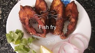 Tasty fish fry easy and quick recipe restaurant style