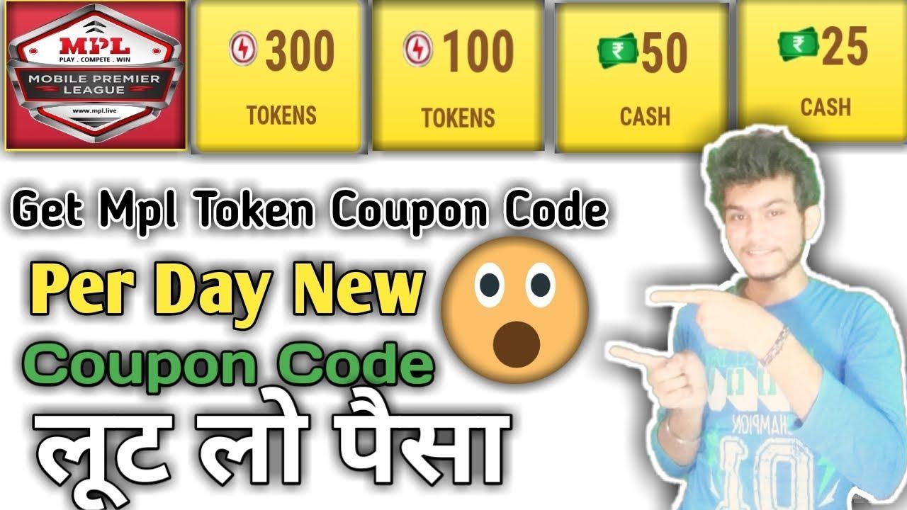 MPL Token Coupon Code Today |10 Sep MPL Token Coupon Code | Paytm Cash Earn  Money App | How To Earn