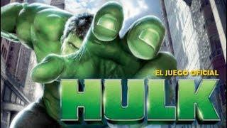 Hulk Pelicula Completa l Escenas del juego en ESPAÑOL l Game Movie