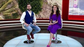 Сати Казанова в  Столе заказов  на RU TV