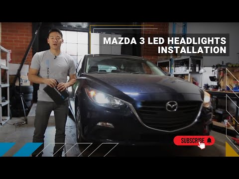 Headlight Led Installation