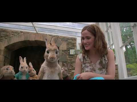 Кролик Питер. Семейный, детский супер фильм 🐰 2021  Rabbit Peter