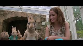 Кролик Питер Семейный детский супер фильм 2021 Rabbit Peter