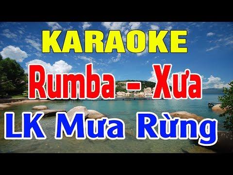 Karaoke Liên Khúc | Bolero - Trữ Tình - Nhạc Vàng | Karaoke Nhạc Sống LK Hòa Tấu | Trọng Hiếu
