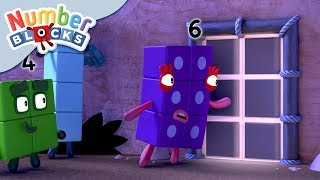 Numberblocks - Code Breaker! | Learn to Count