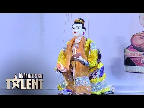 Zaw Naing Win: Auditions | Myanmar's Got Talent 2019
