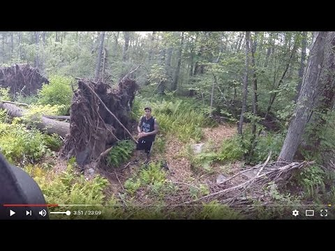 Haunted in Freetown State Forest (Cursed Forest of Massachusetts)