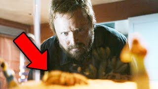 EL CAMINO Breakdown! Breaking Bad Easter Eggs Explained!