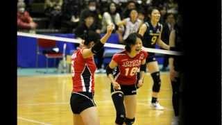 Vリーグ 2012/2/12 岐阜大会.