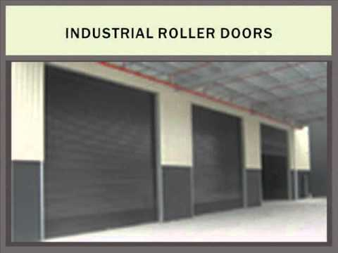 Industrial Doors Service And Installation At Agg Doors Youtube