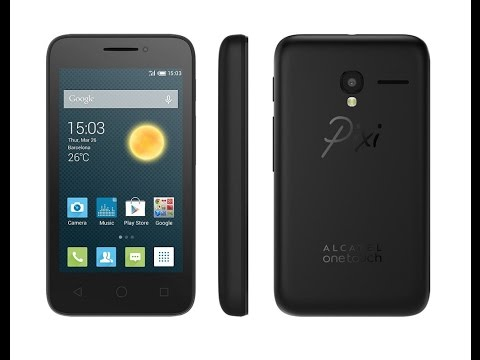 Alcatel One Touch Hero 2+ Hard Reset and Forgot Password Recovery, Factory Reset