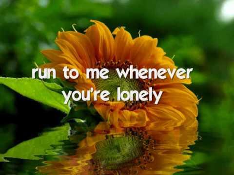 RUN TO ME - (Lyrics)