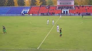 ФК Елец - Металлург-ОЭМК - 1:1. 2-й тайм