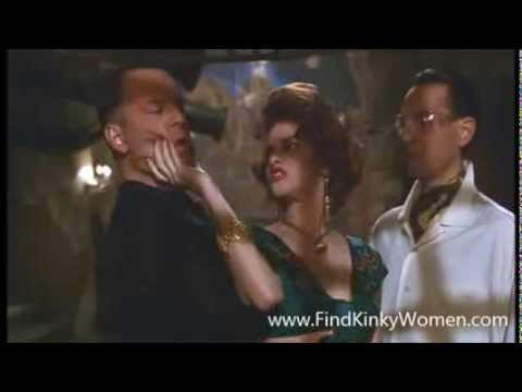 Hudson Hawk castration threat