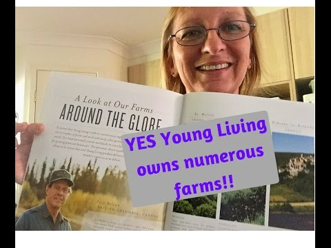 Seed to Seal  A Tour of Young Living's farms with Jared Turner.