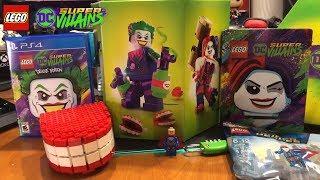 WB Games Sent Me A LEGO DC Super Villains Care Package!