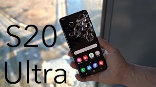 Samsung Galaxy S20 Ultra Hands on Review - The New King of Phones?