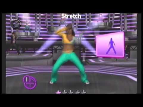 Zumba low intensity – I'm going on – strech / R&B ballad (Wii)