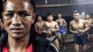 មកមើលក្លឹបរបស់ស្ដេចប្រដាល់ កែវ រំចង់ / Keo Rumchong  Khmer Boxer