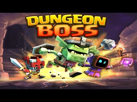 Dungeon Boss - Epic 3D Battle Game (by Big Fish Games, Inc) - IOS / Android - HD Gameplay Trailer