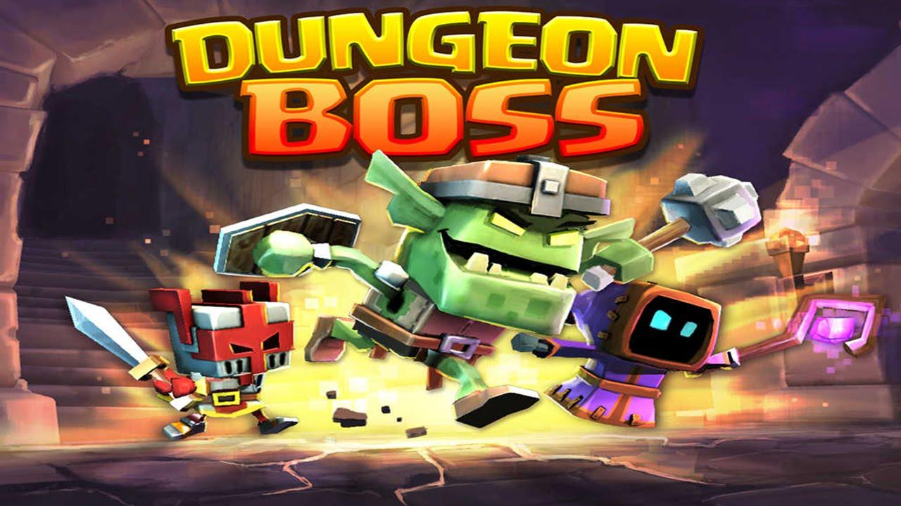 Dungeon Boss telecharger gratuit sans verification humaine