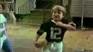 Peyton Manning home video