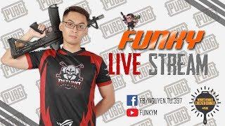 [Live] FunkyM - Kỳ thủ chơi bắn súng