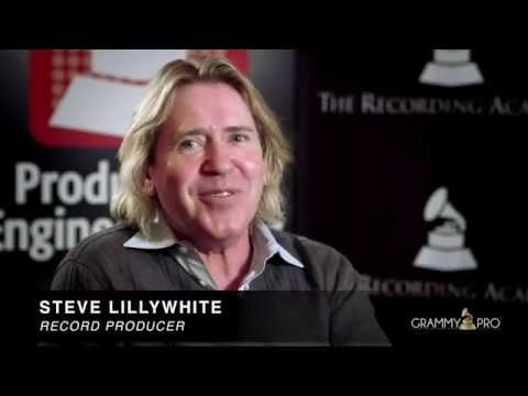 GRAMMY Pro Interview with Steve Lilywhite