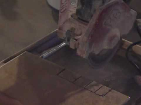 How to install ceramic tile part 2