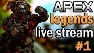 Apex Legends Battle royale Live Stream Gameplay