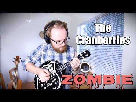 Zombie The Cranberries Ukulele Tribute To Dolores O