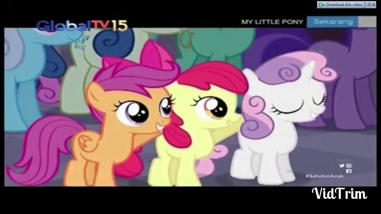 Kuda Poni Bahasa Indonesia Youtube