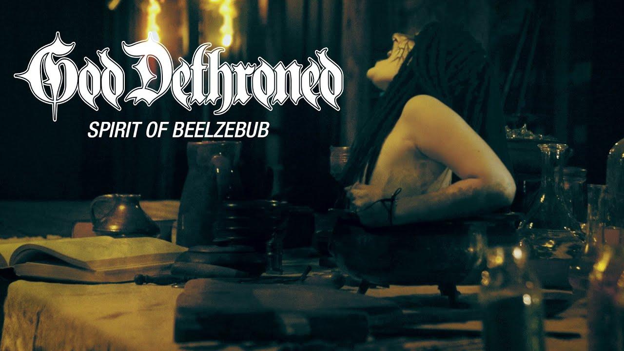 "God Dethroned ""Spirit of Beelzebub"" (OFFICIAL VIDEO)"