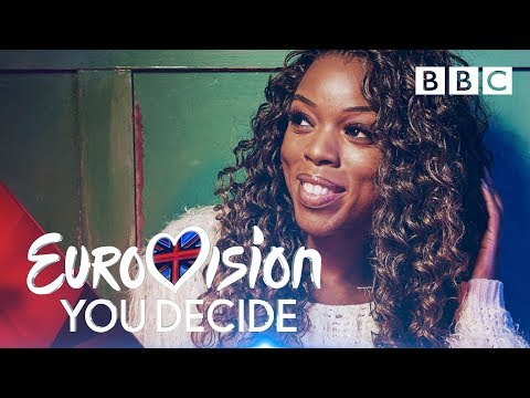Kerrie-Anne sings 'Sweet Lies' | Eurovision: You Decide - BBC