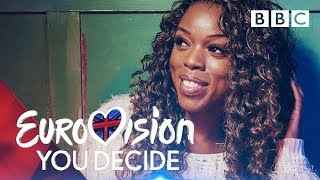 Kerrie-Anne sings 'Sweet Lies' | Eurovision: You Decide - BBC