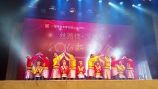 Saman Dance @ Shanghai Normal University Cultural Night 上海师范大学新年晚会