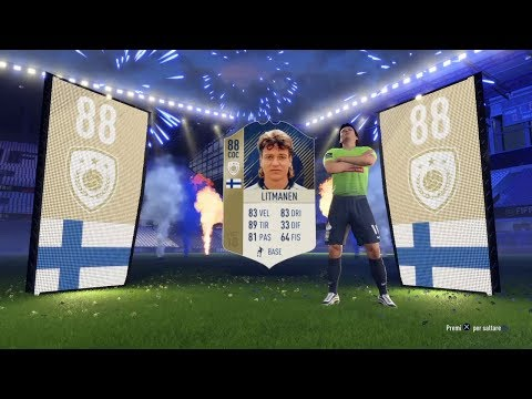 FIFA 18 DRAFT Icon Litmanen + Deschidem Pack-urile de la Weekend League  || LIVE