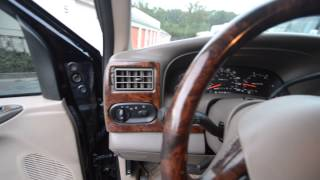2001 Ford Excursion Limited 4WD 7.3 liter PowerStroke diesel 1 owner