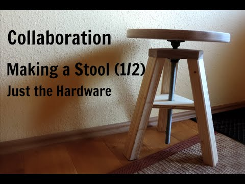Stool (1/2) Collaboration
