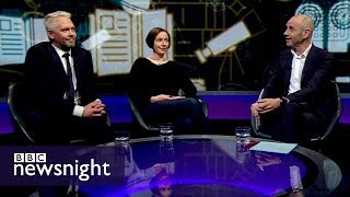 Social mobility and education: DISCUSSION - BBC Newsnight
