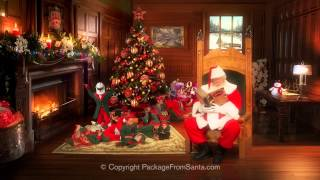 *** Funniest Harlem Shake - Santa Claus and the Elves!! ***