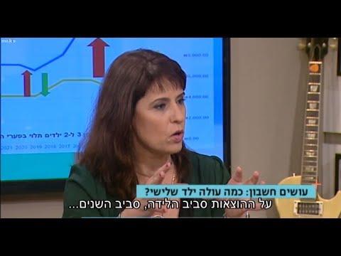 כמה עולה לגדל ילד בישראל? - פאולה וליאון