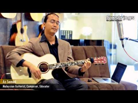 Epic Simple Guitar Chord Shapes | Mini Guitar Lesson #4 by Az Samad