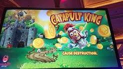 🕹FIRST LOOK! - Catapult King (Gamblit Gaming) - Skill-Based Slot Machine
