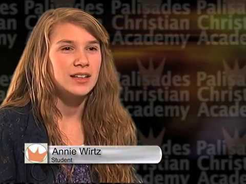Palisades Christian Academy Endorsement Video